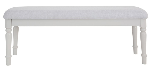 Manhattan Grey Bedroom Bench